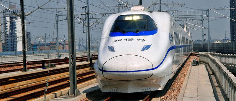 中国の新幹線 高铁